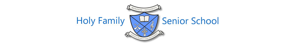 Holy Family Senior School, Ennis, Co. Clare